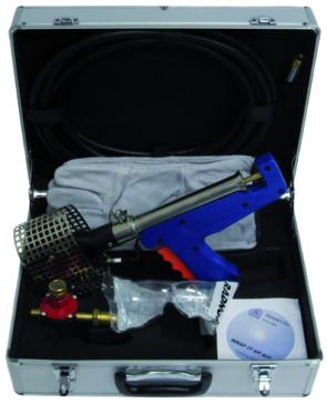 DR. Shrink Pistolet thermique à emballage rétractable RS-100