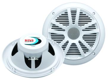 Haut-parleur pour utilisation marine bi-cône 6,5 po BOSS AUDIO