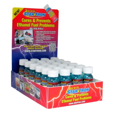 STAR BRITE Display of 24 bottles - Star Tron Fuel Treatment