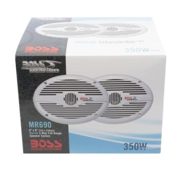 Haut-parleur coaxial pour utilisation marine BOSS AUDIO