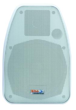 Haut-parleur pour utilisation marine, 200W BOSS AUDIO