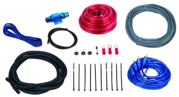 BOSS AUDIO 8 Gauge Amplifier Installation Kit