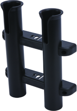 SEA DOG Side Mount Rod Storage Black
