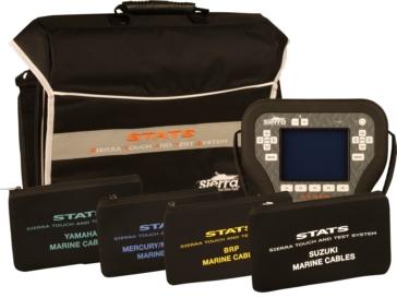 SIERRA Système de diagnostique de moteur STATS - 18-SD102