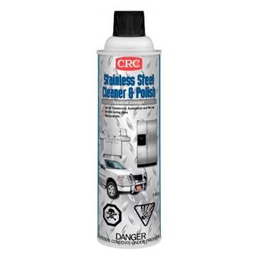 Nettoyant pour acier inoxydable CRC 20 oz