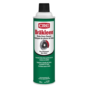 397 g CRC Brakleen Non-Chlorinated Brake Part Cleaner