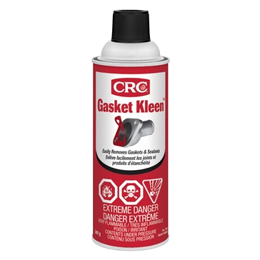 """CRC Décapant """"Gasket Kleen"""" 340 g"""