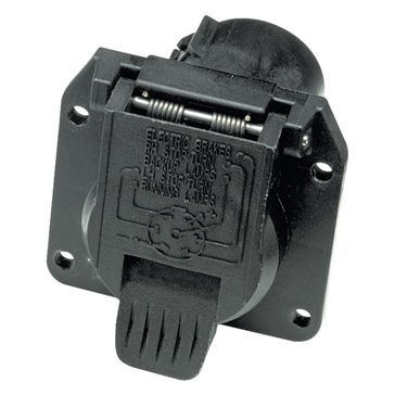 Electrical FULTON WESBAR 7-way U.S. car Electrical Connector