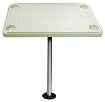 Rectangular KIMPEX Boat Tables