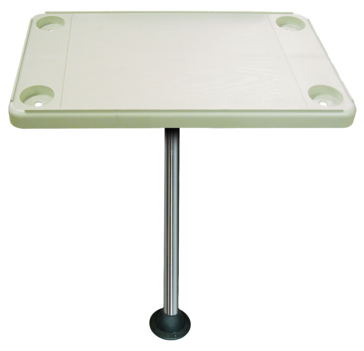 Rectangular KIMPEX Boat Tables