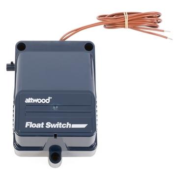 Attwood Interrupteur à flotteur avec couvercle