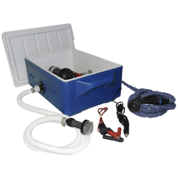 JOHNSON PUMP Washdown, Portable Kit