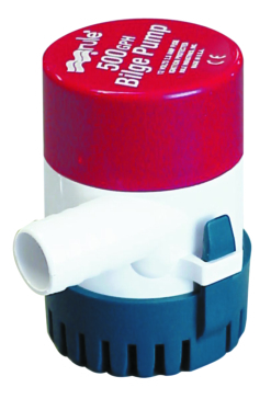 JABSCO RULE Model 25D manual, 500 GPH Bilge Pump