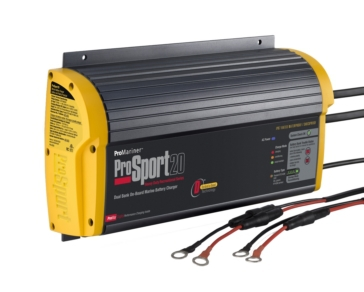 PROMARINER ProSport 20 Amp Dual Battery Charger