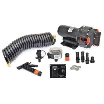 JOHNSON PUMP Aqua Jet Washdown Pump Kit