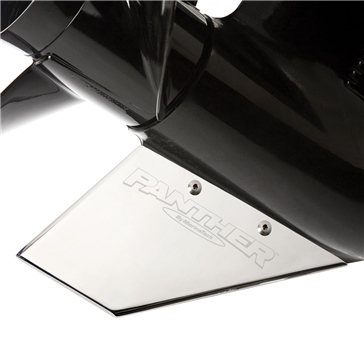 PANTHER Safe-Skeg Stainless steel
