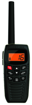 UNIDEN Atlantis 270 Handheld 2 Ways Floating Marine Radio