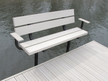 TIE DOWN Bench Seat