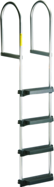 Fixed - 4 GARELICK Dock Raft Ladder – Fixed Model