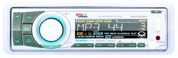 Récepteur audio simple encastré MP3/CD/AM/FM BOSS AUDIO