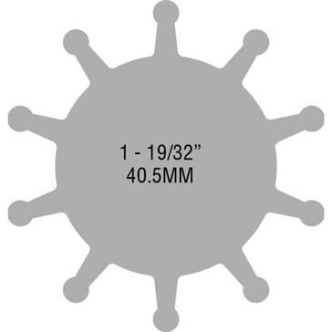 JABSCO RULE Impulseur de rechange pour modèle 17800-2000