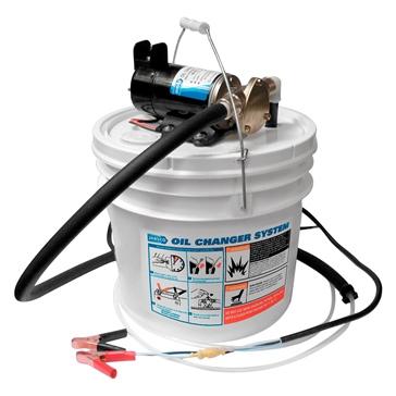 JABSCO RULE Pompe de vidange électrique
