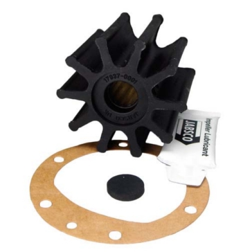 JABSCO RULE Neoprene Impeller Kit Fits Jabsco, Fits Johnson/Evinrude