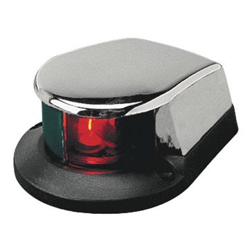 Bow lights - No - Silver SEA DOG Combination Navigation Light
