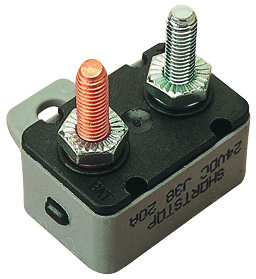 50 A SEA DOG Resettable Circuit Breakers