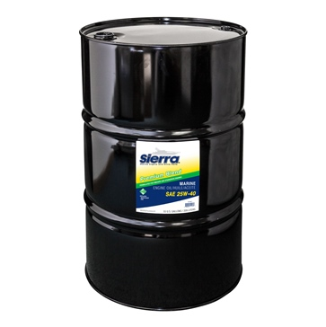 SIERRA Oil 25W-40 FC-W 208 L / 55 G