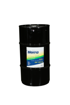 16 gallons SIERRA Oil 15W-40 Diesel