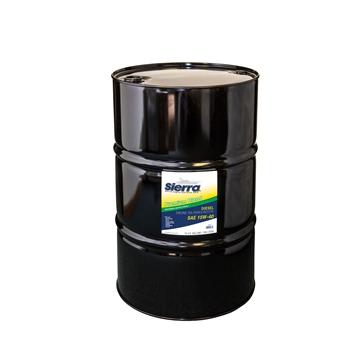 Sierra Huile 15W-40 Diesel 208 L / 55 G