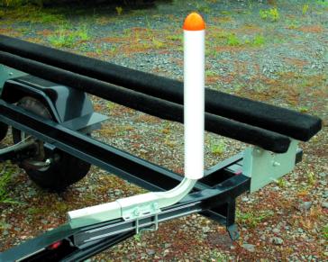 TIE DOWN Guides de chargement pour longues remorques de ponton (Paire)