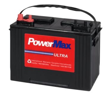 POWER MAX Gamme complète de batteries marine et VR DP27