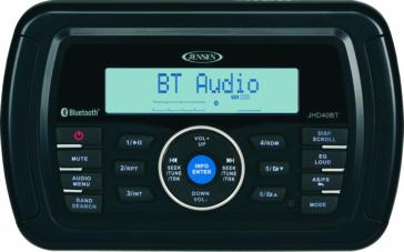 Stéréo haute performance avec Bluetooth JENSEN