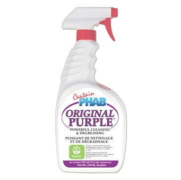 Captain Phab  Purple Power Cleaning Concentrate 670 ml