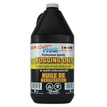 CAPTAIN PHAB  Fogging Oil