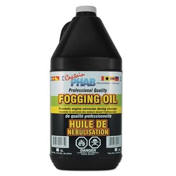 CAPTAIN PHAB  Fogging Oil