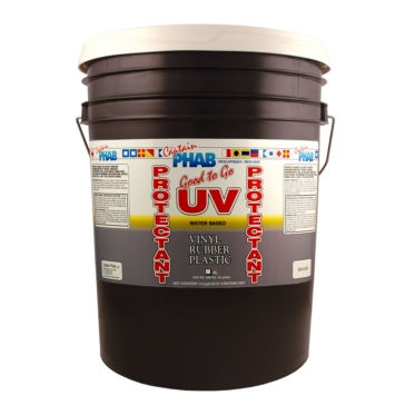Pail CAPTAIN PHAB  Conditioner and UV Protectant