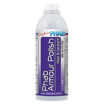 Captain Phab  Magic Mirror aluminum Polish Paste