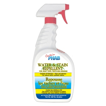 Captain Phab  Water Repellent Spray