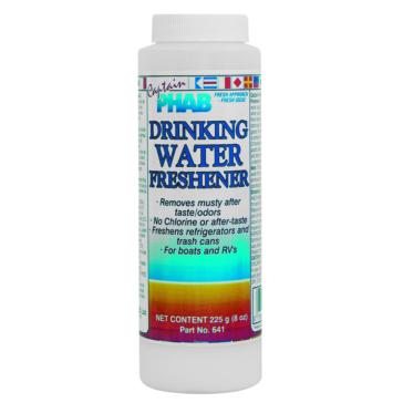Captain Phab  Drinking Water Freshener Liquid