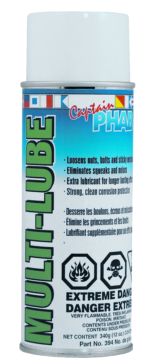 Lubrifiant Multi-Lube CAPTAIN PHAB