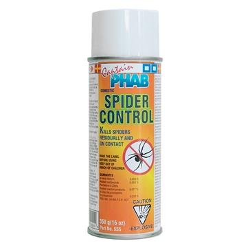 Aerosol CAPTAIN PHAB  Spider Control
