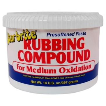 STAR BRITE Ribbing Compound Paste