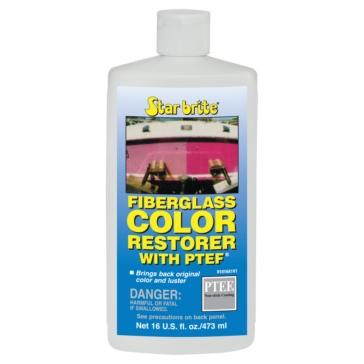 Restaurateur de couleurs pour fibre de verre STAR BRITE Liquide