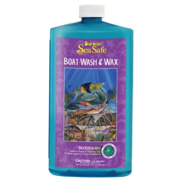 "Produit ""Sea Safe Wash & Wax"" STAR BRITE Liquide"