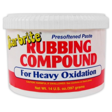 Paste STAR BRITE Ribbing Compound