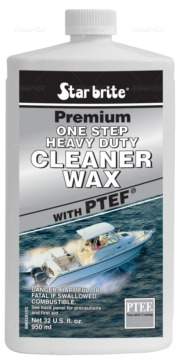 STAR BRITE Cleaner - Wax 32oz 32 oz