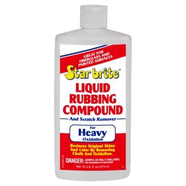 Paste STAR BRITE Liquid Rubbing Compound